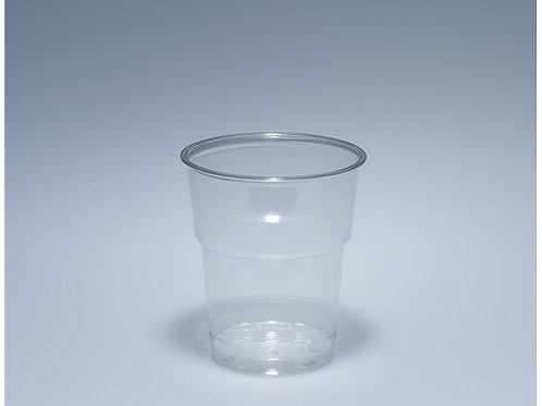Trinkbecher PS, 1000 Stk., 1 dl, glasklar
