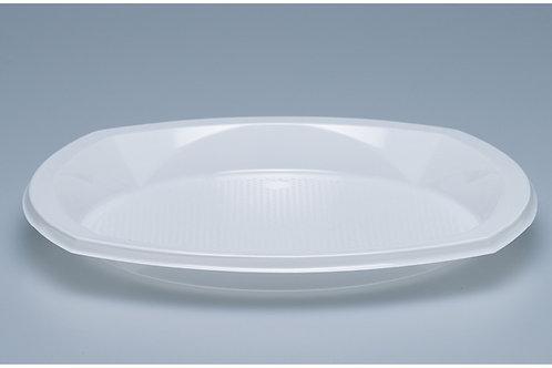 Menuteller PS, weiss, 1000 Stk. 23x23 cm