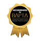 Recommended by BAPTA - Celebrating Tourism Across The BH Postcodes