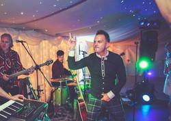 Wedding band Dorset