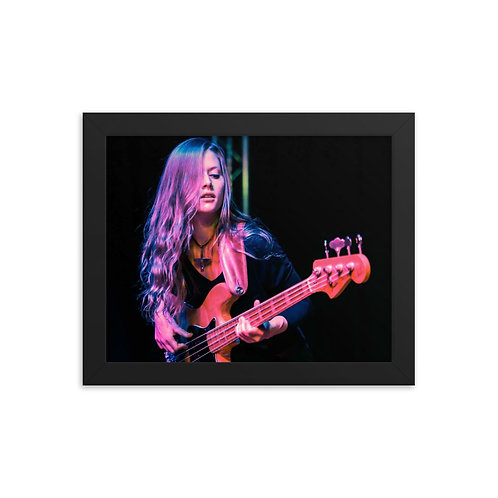 Nicole Row Live Color - Framed