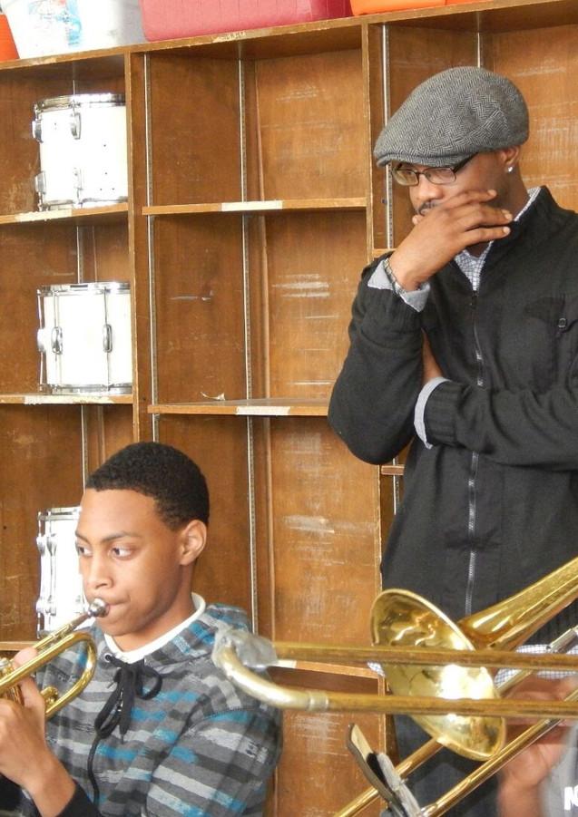 Earl Detrick - Music Teacher