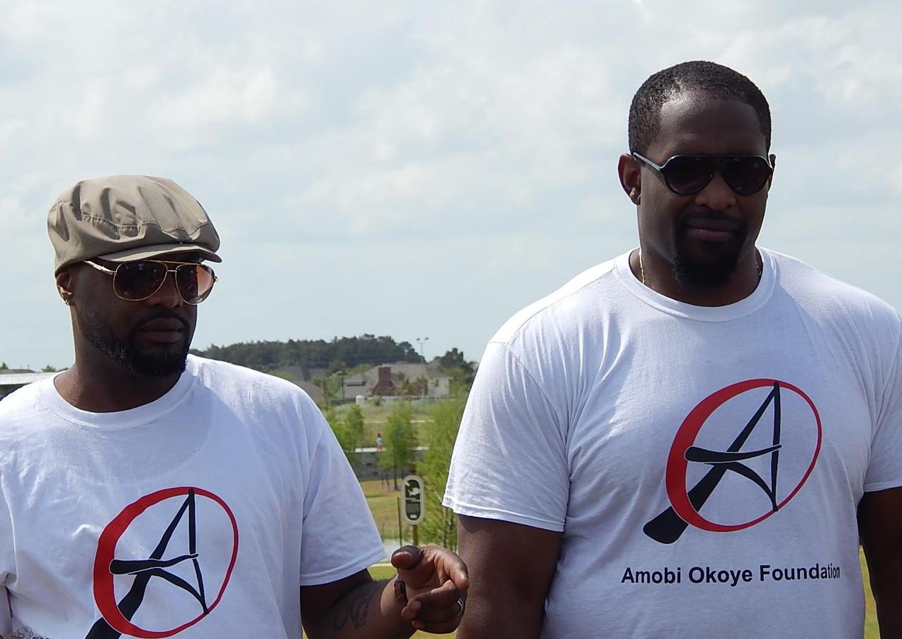 Earl Detrick - Amobi Okoye
