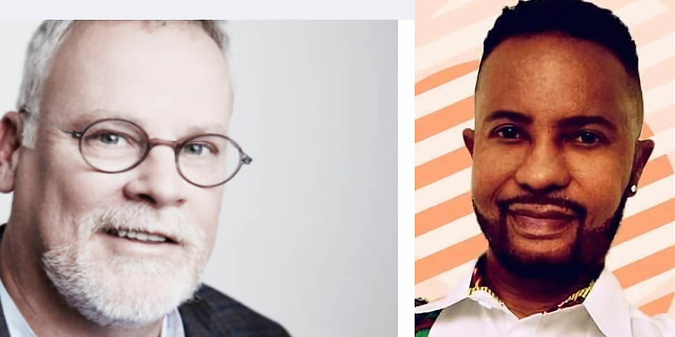 MICHAEL CONNELLY AND KWEI QUARTEY CHAT