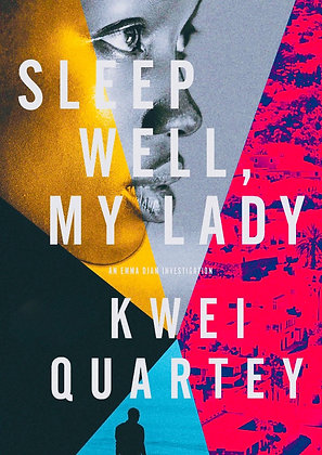 SLEEP WELL, MY LADY front cover