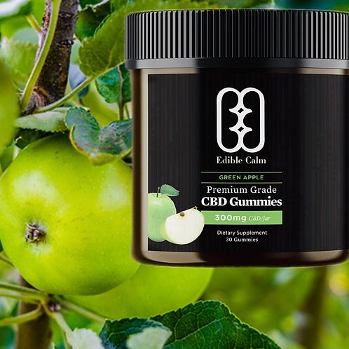 CBD Green Apple Gummies