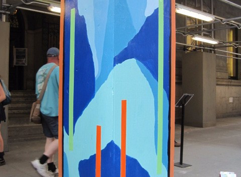 Art Student's League Entrance