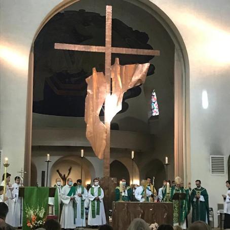 Installation du Père Nicolas Troussel