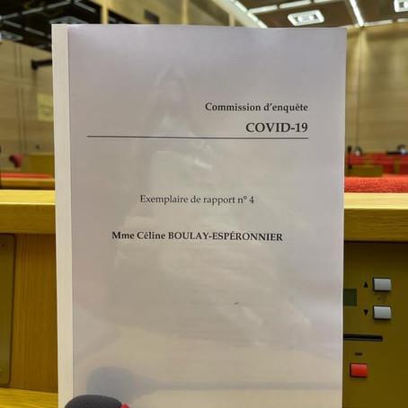 Rapport de la commission d'enquête Covid-19