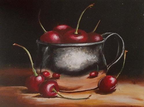 A Bowl of Cherries by Aaira Madaan