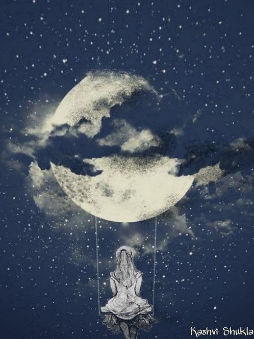 Moonchild by Kashvi Shukla