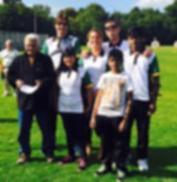 GOA 2014 Short Metric Team