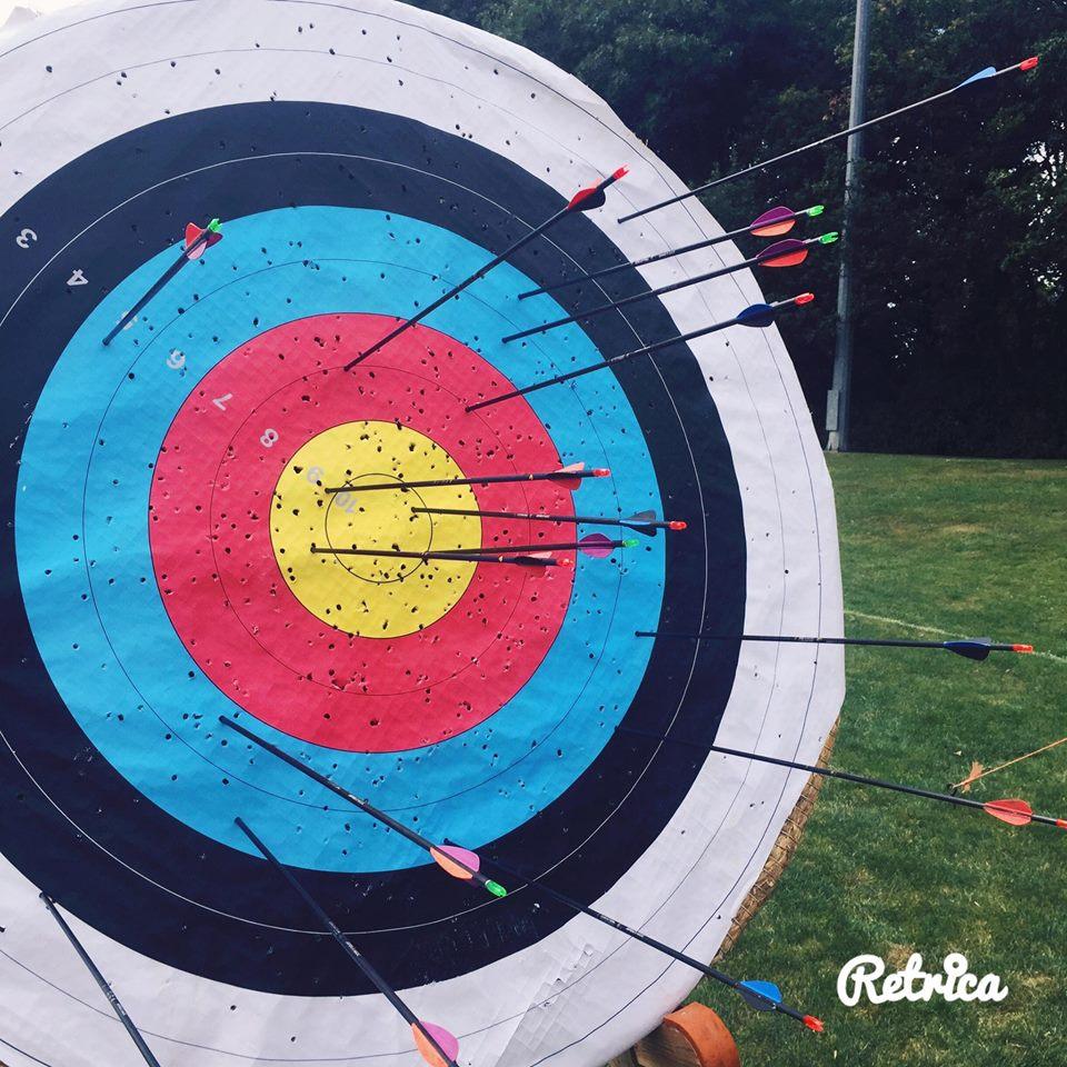 Meera's arrows !