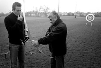 Greenwood Osterley Archers an archery club West of London