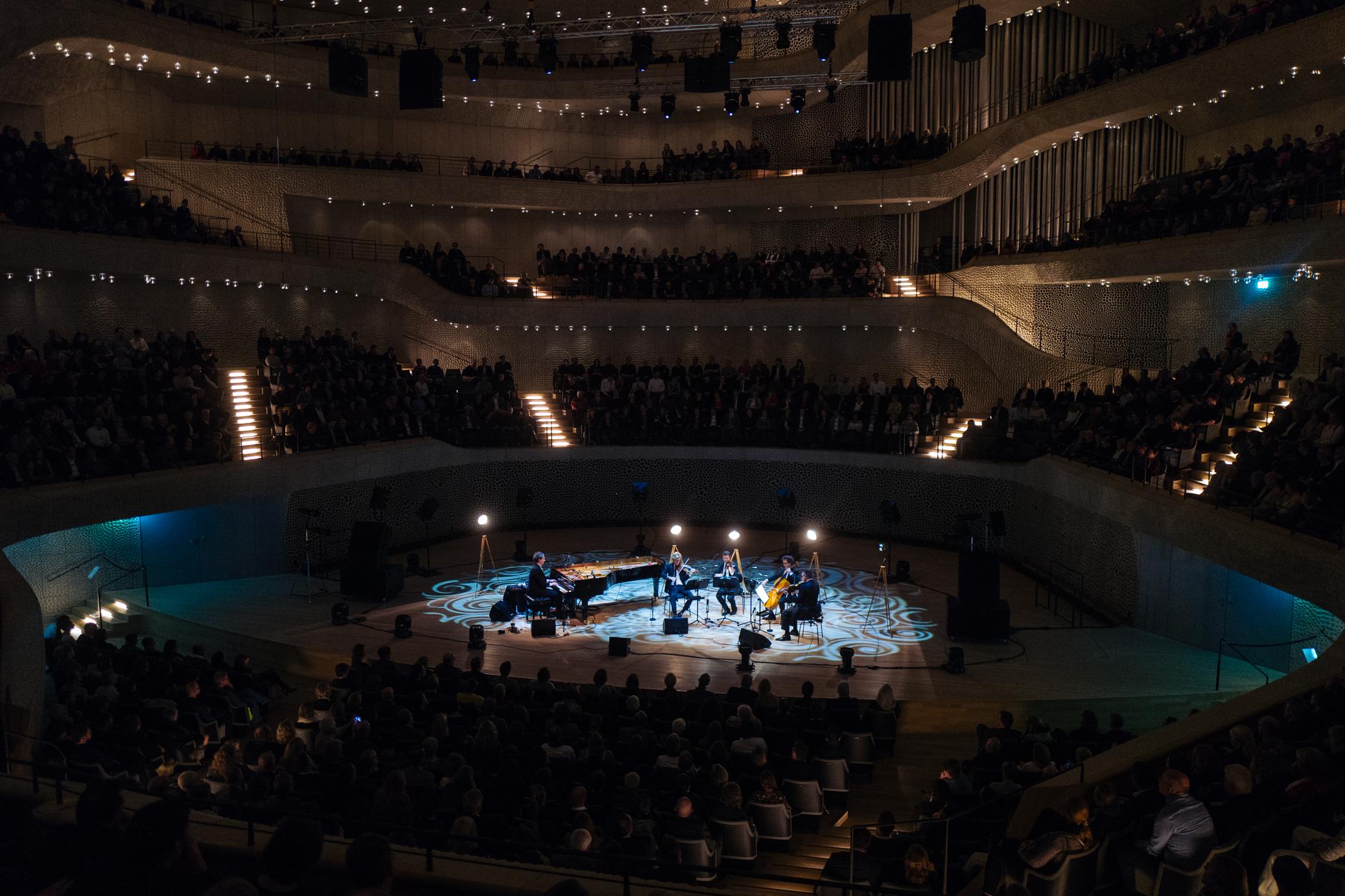 Alma Quartet | Elbphilharmonie