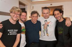 Alma Quartet & Philip Glass