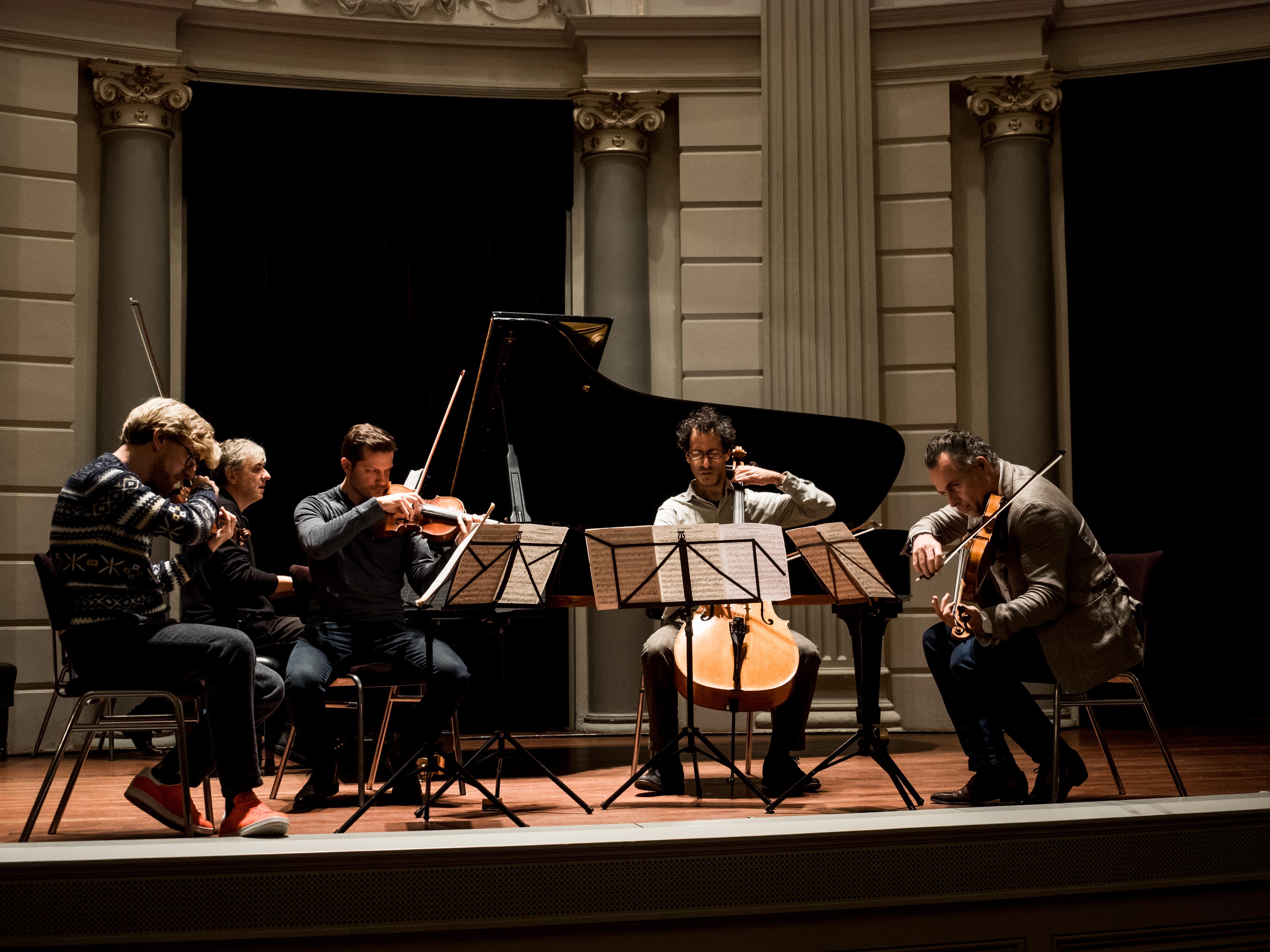 Alma Quartet & Jean-Yves Thibaudet