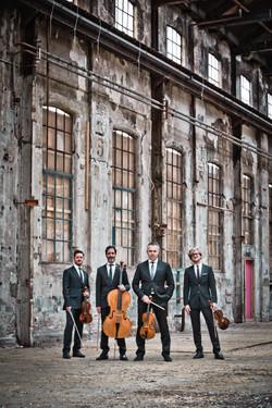 Alma Quartet | Groen Fotografie