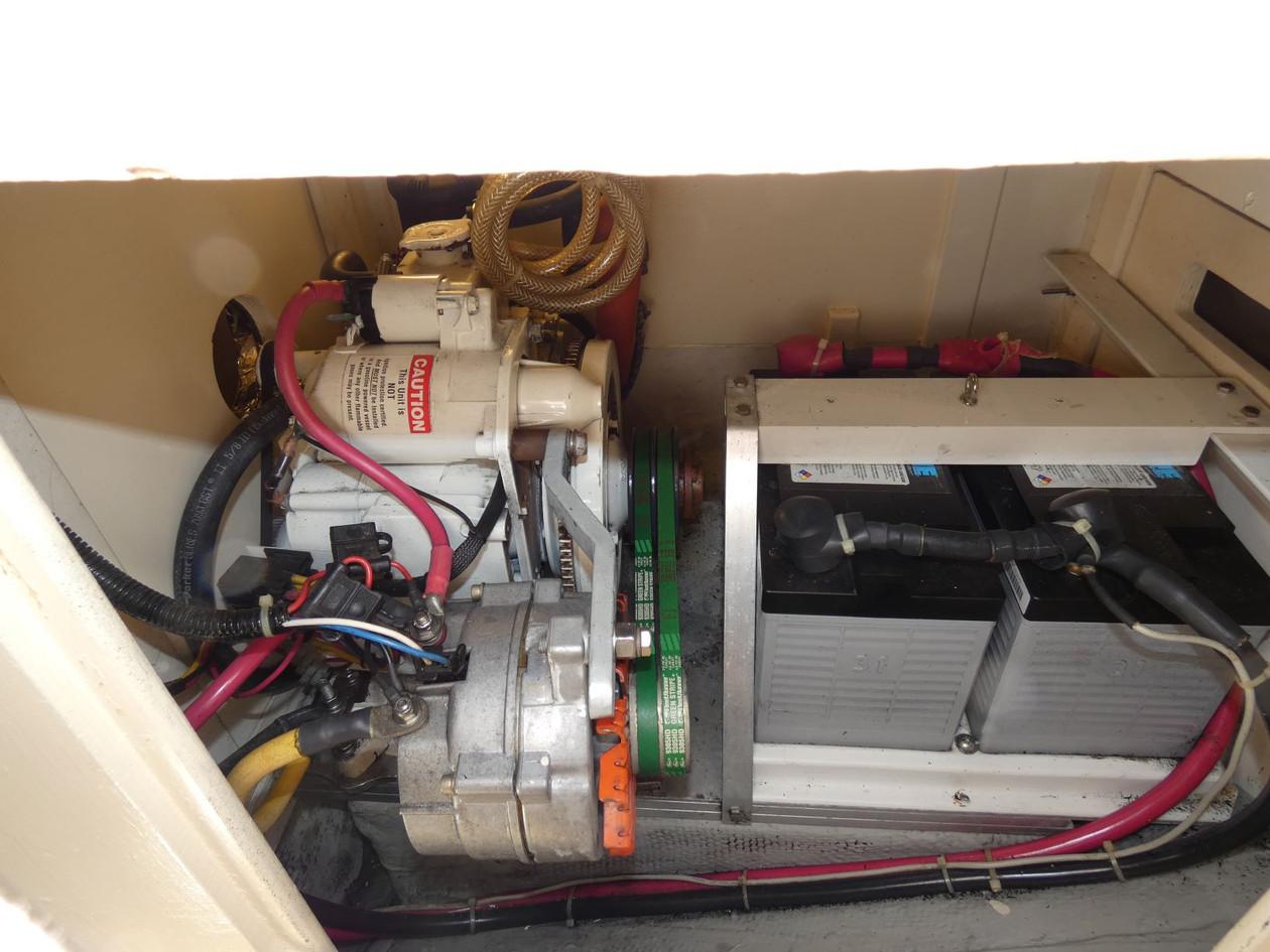 Gen Set Rear and Rear Batterys.JPG