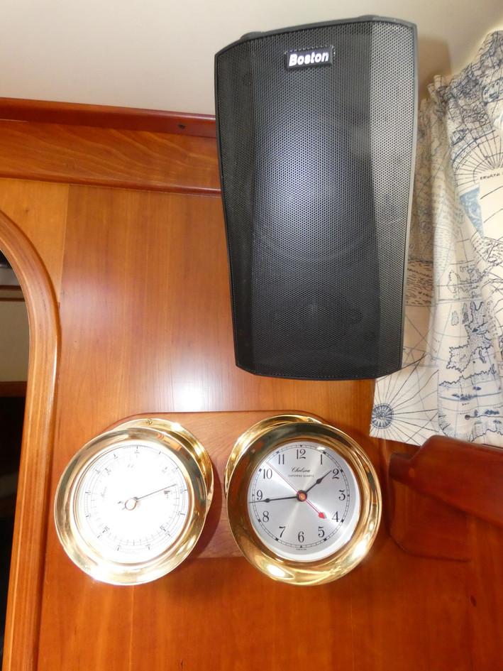 Boston Acoustics Speakers.JPG