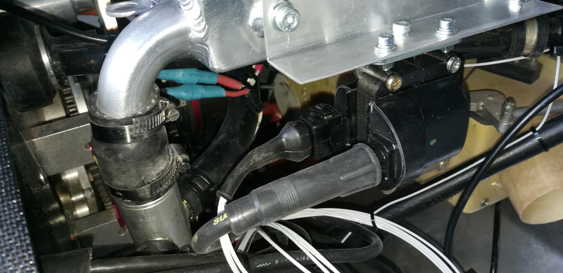 e-ignition coil seen