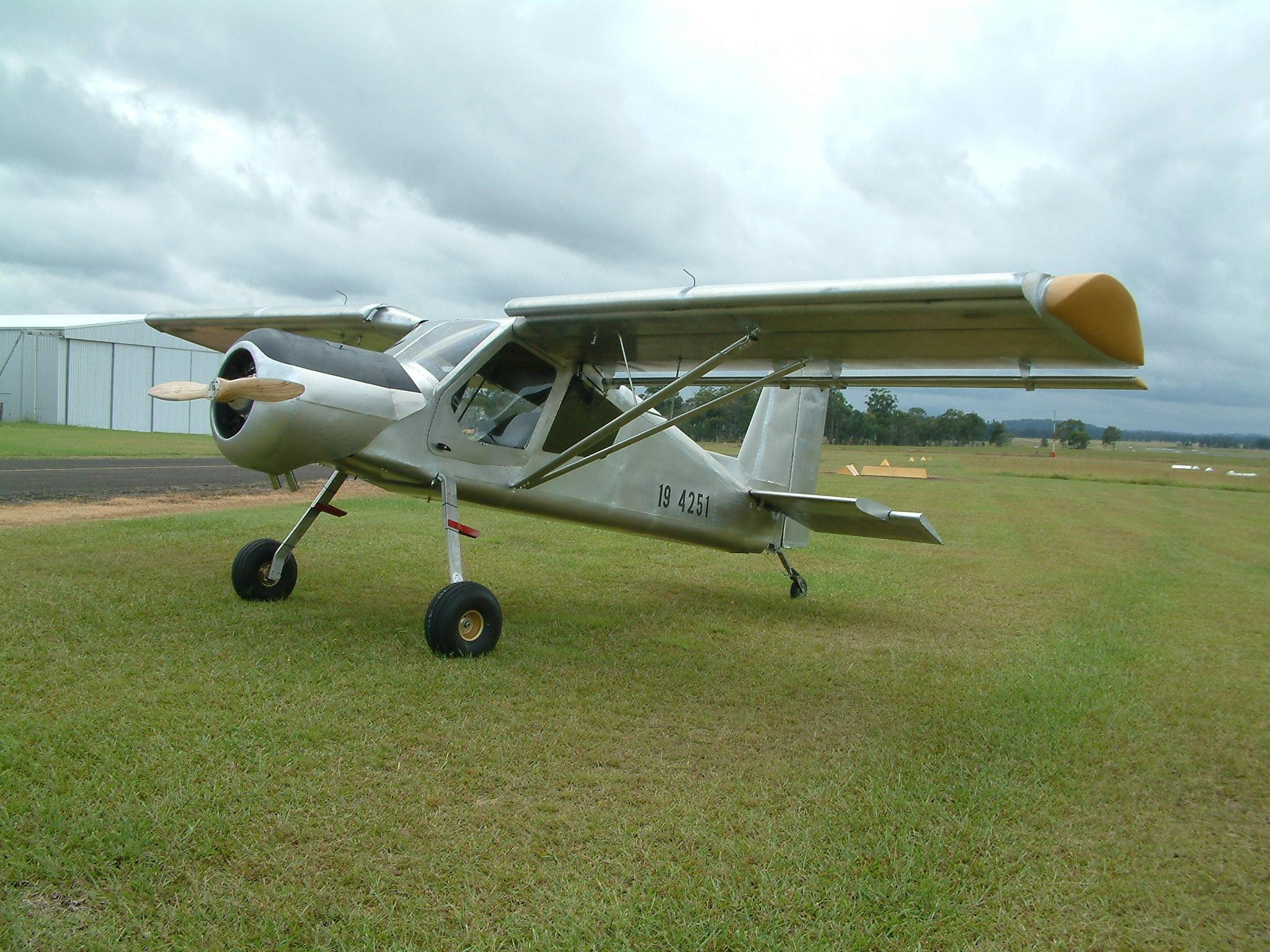 Hornet STOL 4