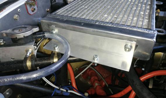 Honda CB1300 radiator