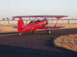 Taxi in after 2nd Flight 9 24 10