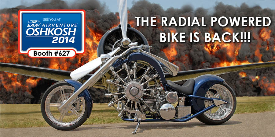 radial bike ad