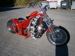 Frank Eisengesicht - Rotec Motorcycle2