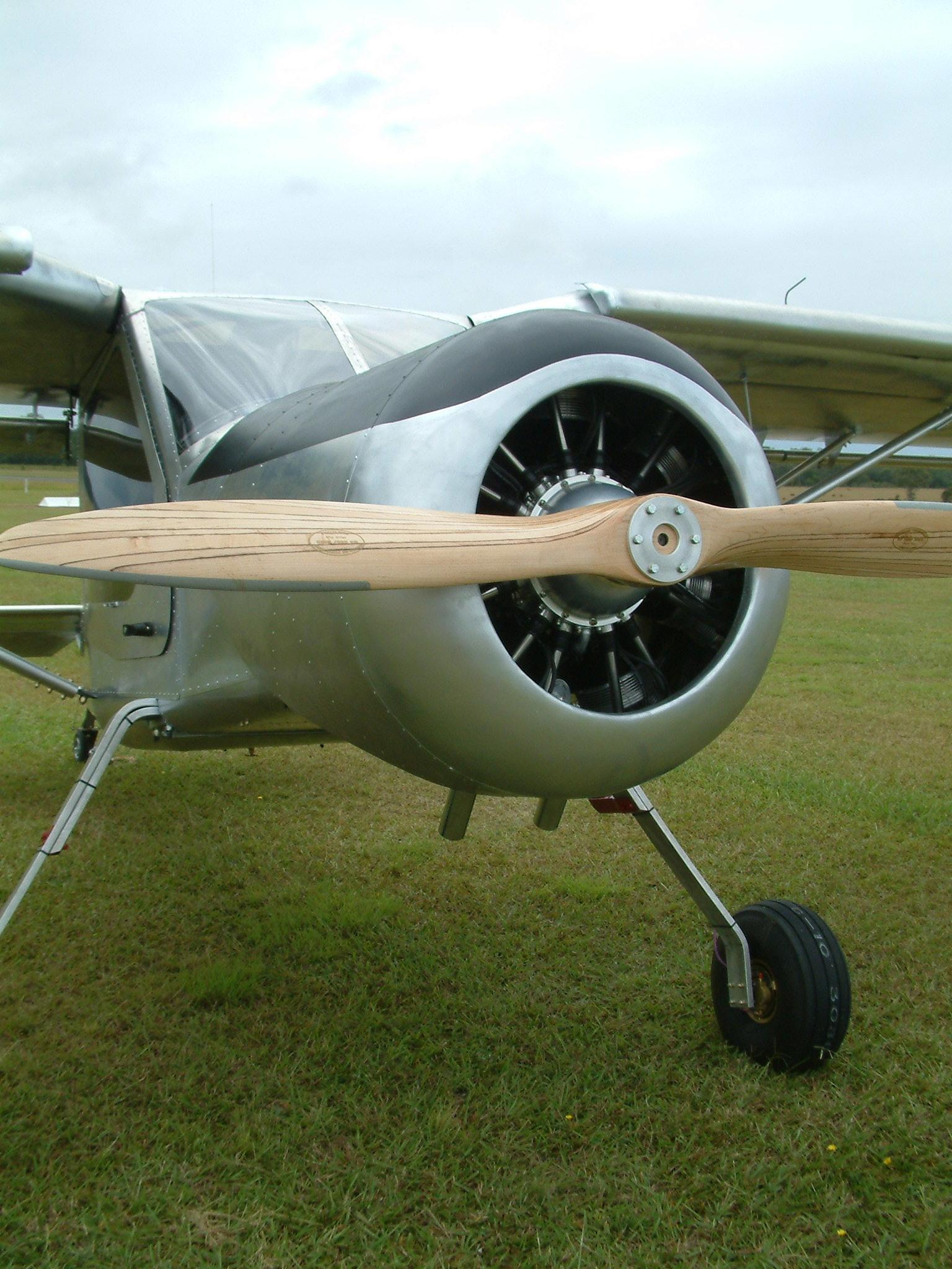 Hornet STOL 6