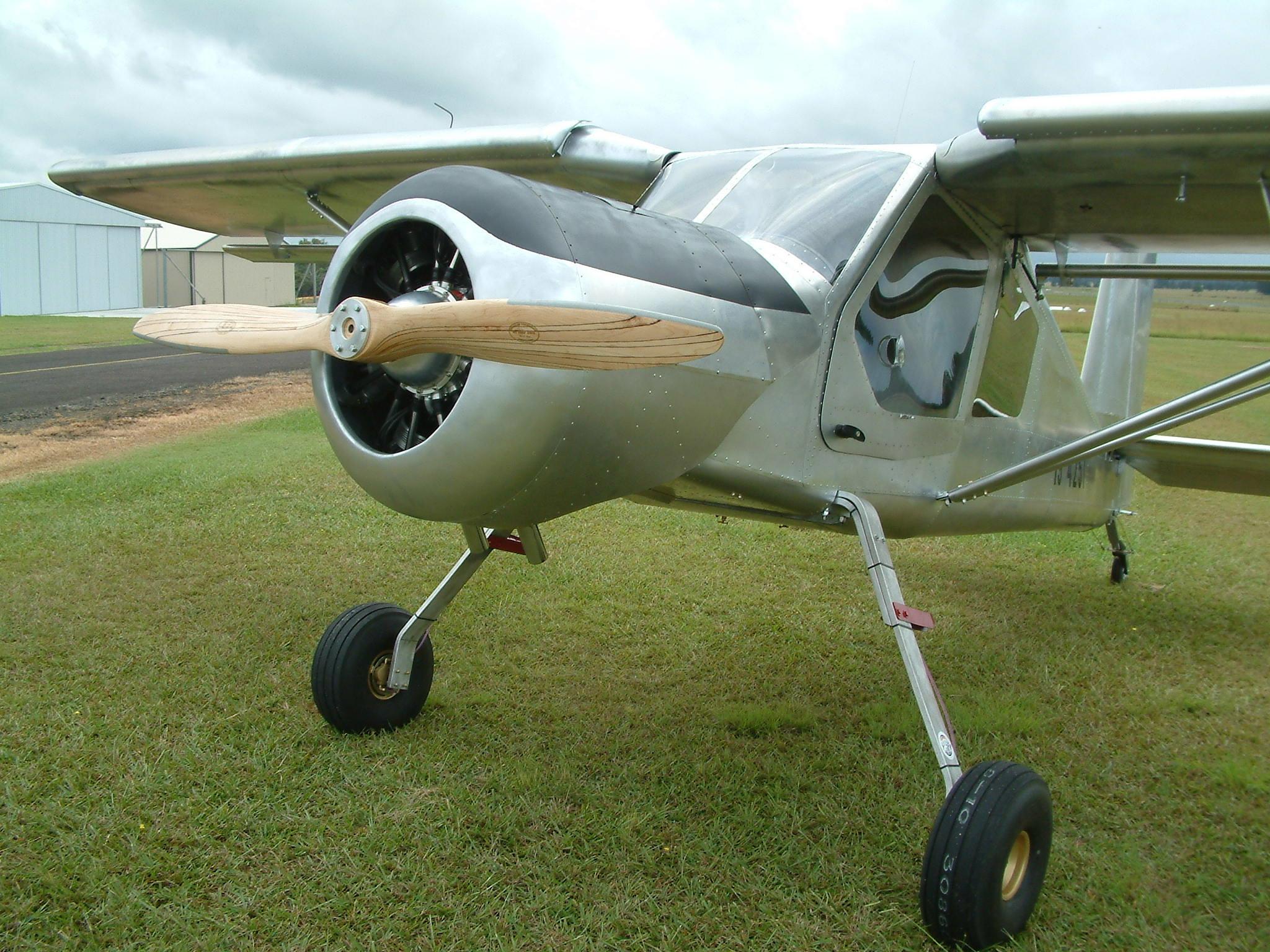 Hornet STOL 5