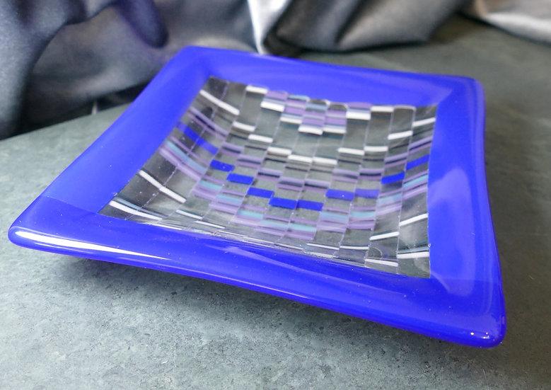 Glass Ladder Bowl