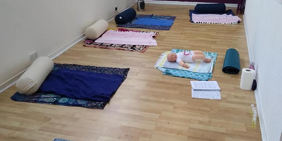 Baby massage 4 week course - January