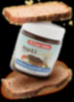 Nutilight Hazelnut spread Milk Chocolate.png