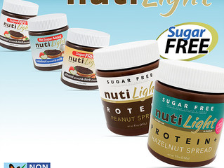 NUTILIGHT, HEALTHIER THAN NUTELLA!!!