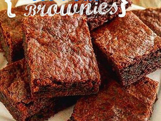 NUTILIGHT BROWNIES