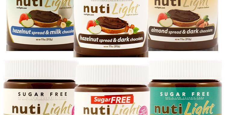 Nutilight Assorted 6 pack