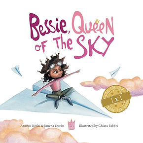 Flying High with Bessie - Queen of The Sky