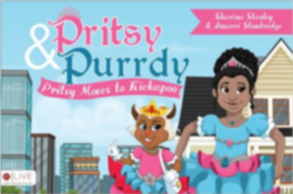 Pritsy and Purrdy