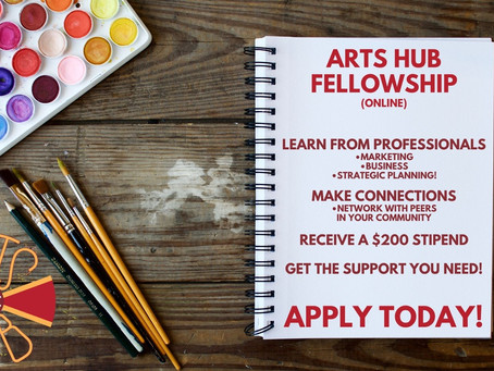 Want Free Professional Development for your Artistic Career - and $200?