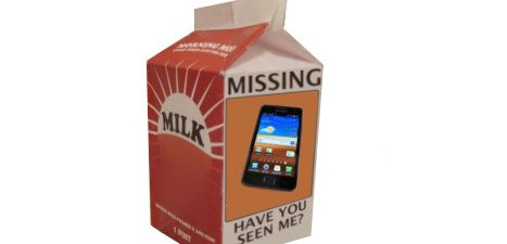 Lost or Stolen Apple Device?