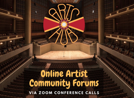 Announcing The Artist Online Community Forums!