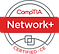 J-BIT Tech is CompTIA Network+ Certified CE