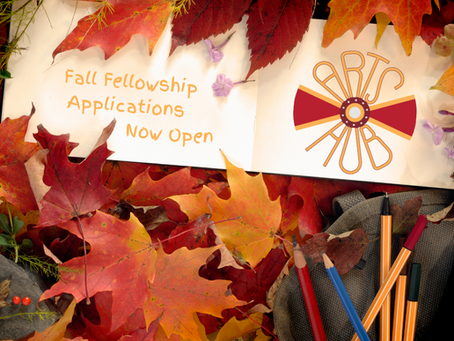 Apply for the Fall Fellowship Today!