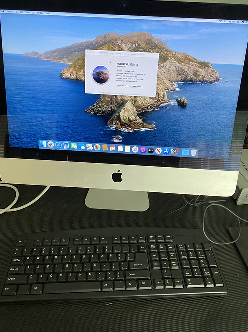 21.5 Inch iMac with Catalina