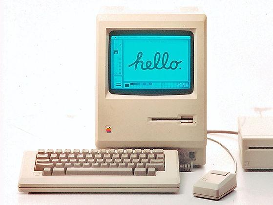 macintosh-1984 | Mac Repair Services in Albuquerque New Mexico