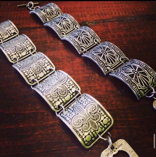 Finished Link Bracelet