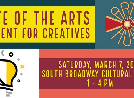 State of the Arts Party and Marketing Panel (FREE!)