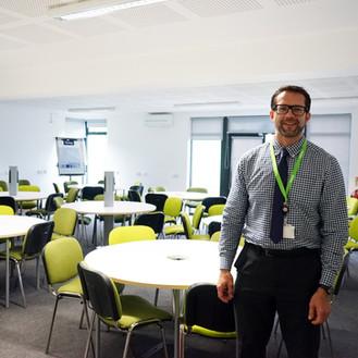 Stuart Dixon - Primary trainee